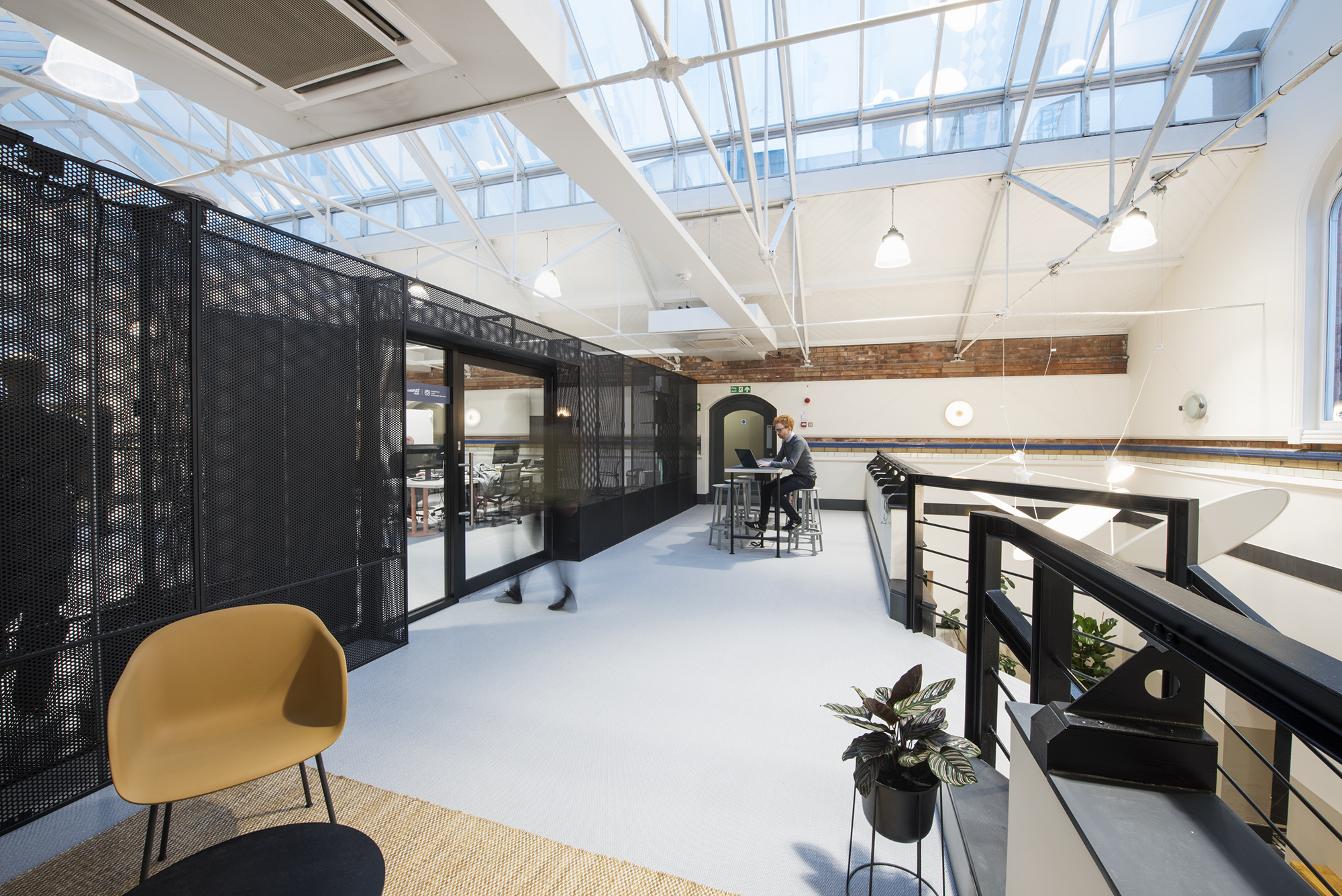 Kadence have moved into Belfast's historic Ormeau Baths building.